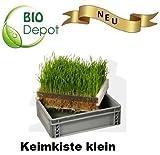 Eschenfelder Keimkiste für Getreidegras klein (40x30)