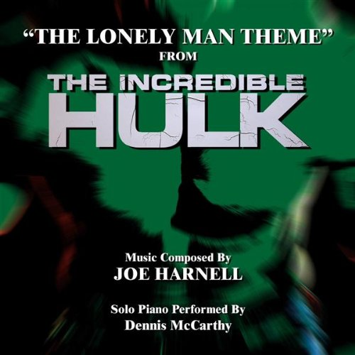 Image of The Lonely Man Theme - From The Incredible Hulk