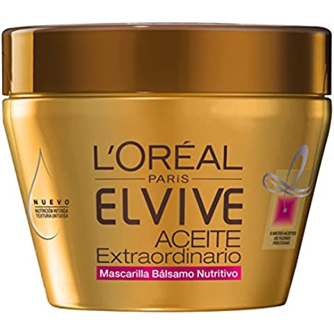 L'Oréal Paris Elvive Aceite Extraordinario para Cabellos Secos - 300 ml