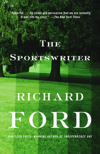 The Sportswriter: Bascombe Trilogy (1) (Vintage Contemporaries) (Americana Vintage)