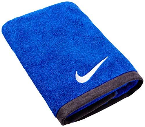 Nike Erwachsene Fundamental Handtuch, Varsity royal/White, 60x120cm
