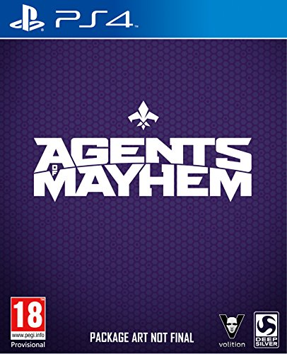 Agents of Mayhem - Day-One - PlayStation 4