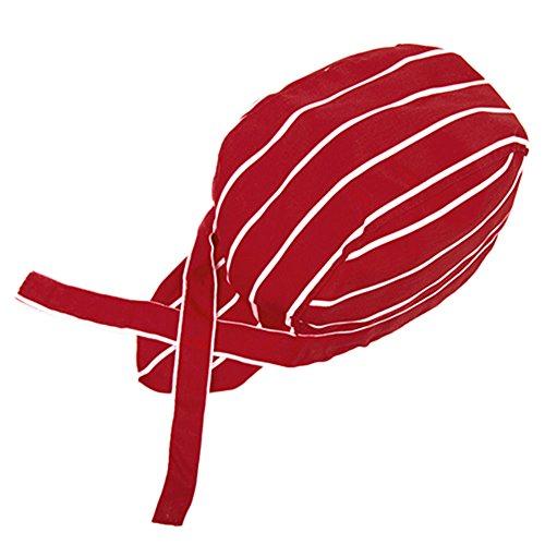 gemini-mall-skull-cap-professional-catering-chefs-hat-bandana-red-stripes