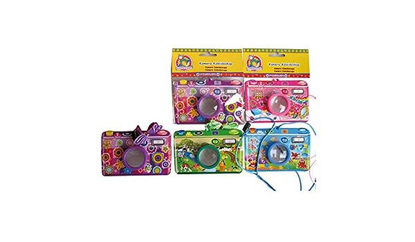 Geschenkartikel Kindergeburtstag Mitgebsel Mitbringsel 1 Stk Unbekannt Kamera Kaleidoskop