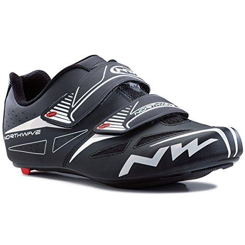 Northwave Jet Evo - Chaussures - noir 2017 chaussures vtt shimano noir - Noir