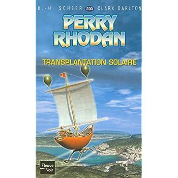 Transplantation Solaire - Perry Rhodan (1)
