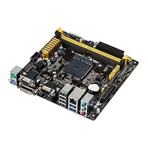 Am3 Micro-atx-motherboard (Asus AM1I-A Mainboard Sockel AM1(Mini ITX, AMD Athlon/Sempron, DDR3 Speicher, VGA, 4x USB 2.0))