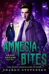 Amnesia Bites (Shady Arcade Book 1)