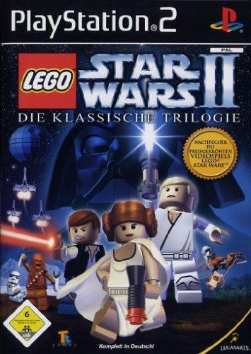 Lego Star Wars II - Die klassische Trilogie (Ps2 Spiele Wars Star)