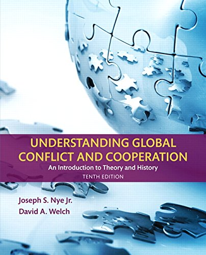Understanding Global Conflict and Cooperation: An Introduction to Theory and History por Joseph S., Jr. Nye