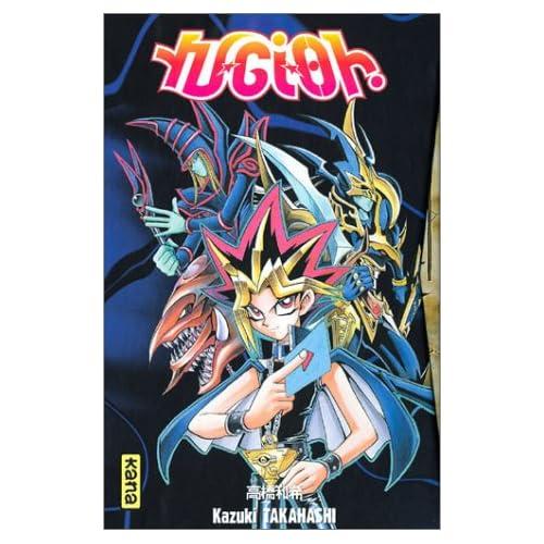 Yu-Gi-Oh ! Coffret tomes 1 à 4
