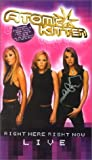 Atomic Kitten - Right Here Right Now [VHS]