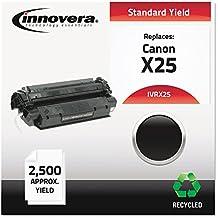 Innovera IVRX25 Cartucho 2500páginas Negro - Tóner para impresoras láser (Negro, Canon, ICD-MF3110, MF3240, MF5530, MF5550, MF5730, MF5750, MF5770, 1 pieza(s), Laser cartridge, 2500 páginas)