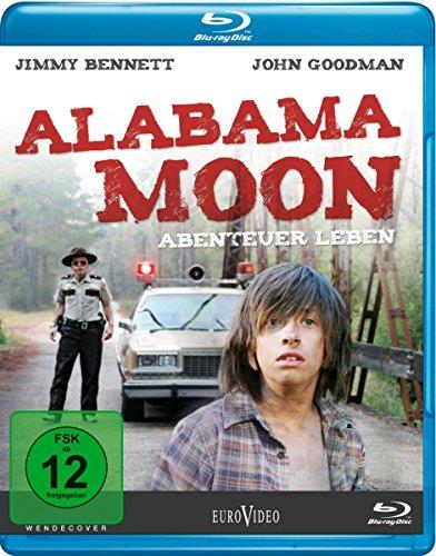 Alabama Moon - Abenteuer Leben [Blu-ray]