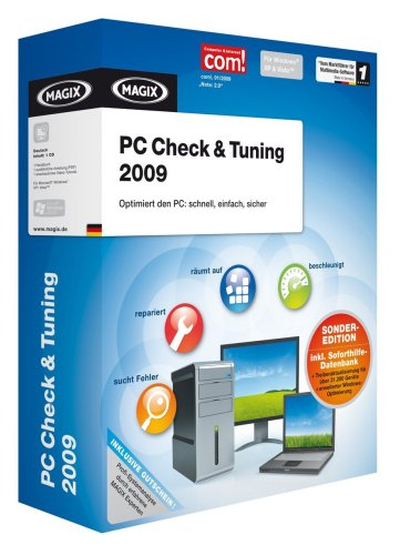 MAGIX PC Check & Tuning - Sonderedition