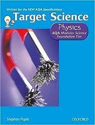 Target Science - Physics Foundation Tier: AQA Modular Science (Target Science for AQA Modular Science)
