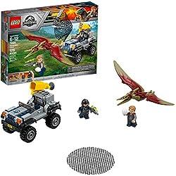 Lego Jurassic World La course-poursuite du Ptéranodon 75926 (126 pièces)