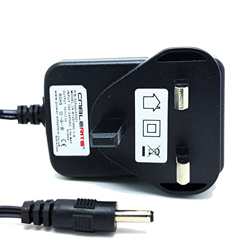 gear-4-part-pg309blk-street-party-3-iii-dock-speakers-5v-mains-ac-dc-power-supply-adapter