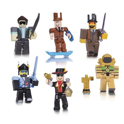 Brand New ROBLOX - Legends of Roblox 6 Pack Christmas Gift