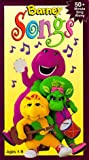 Barney Songs [VHS] [Import USA]