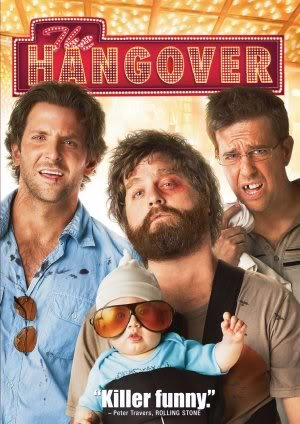 The Hangover - Bradley Cooper - Movie Wall Art Poster Print - 43cm x 61cm / 17 Inches x 24 Inches A2