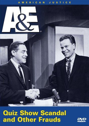 Preisvergleich Produktbild American Justice: Quiz Show Scandal & Other Frauds [DVD] [Import]