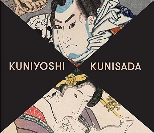 Kuniyoshi X Kunisada por Sarah E. Thompson