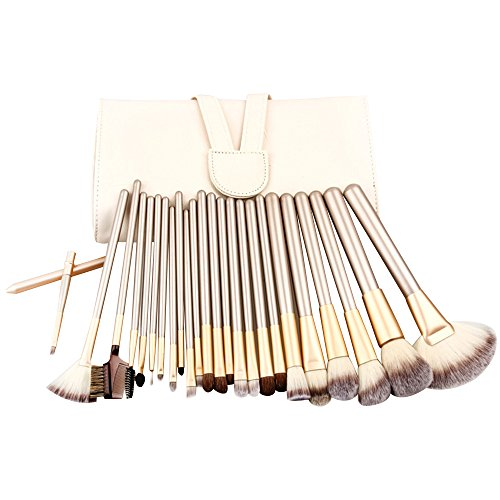 conteverr-premium-cosmetic-brush-24-pcs-professional-goat-hair-makeup-brush-set-with-white-pu-pouch-