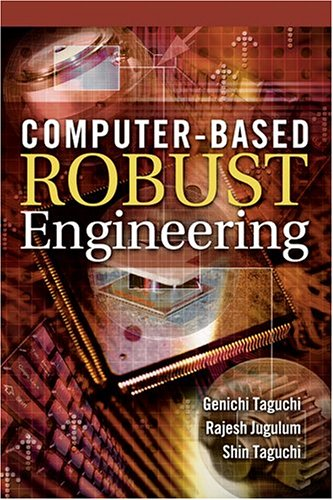 Computer-Based Robust Engineering: Essential For DFSS thumbnail