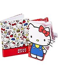 Escuela de la carácter oficial Vintage Retro estilo Hello Kitty A7 Notebook Mini Set
