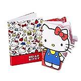 Scuola ufficiale Vintage retrò stile Hello Kitty personaggio A7 Notebook Mini Set