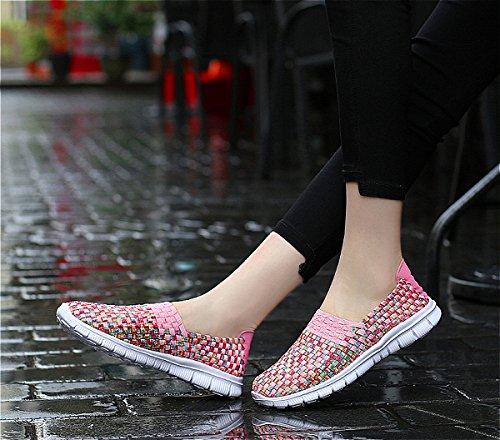 Sabe , Damen Sneaker Rose