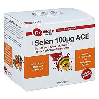 Selen Ace 100 [my]g 180 Tage Kapseln 180 stk