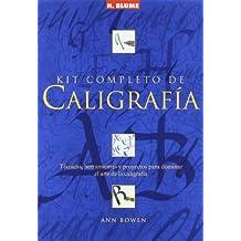 Kit completo de caligrafía (Artes, técnicas y métodos)