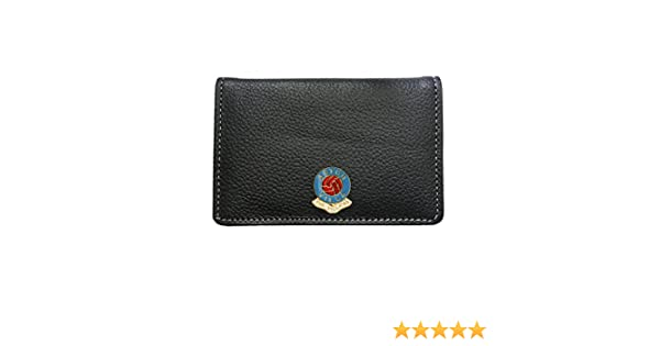 Aston Villa FC Official Embossed Crest Panoramic Wallet