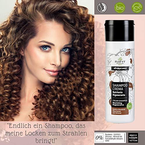 Zoom IMG-3 bio shampoo crema karit e