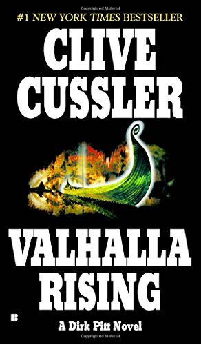 Book cover for Valhalla Rising