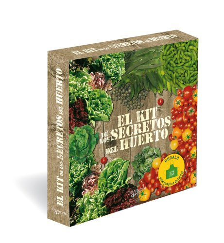 KIT DE LOS SECRETOS DEL HUERTO,EL por From De Vecchi