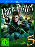 Harry Potter und der Orden des Phönix (Ultimate Edition) [Blu-ray]
