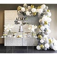 Suchergebnis Auf Amazon De Fur Grau Luftballons Dekorationen