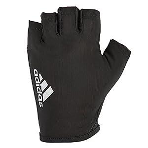 Adidas Essential Unisex Handschuh,Schwarz/Weiß