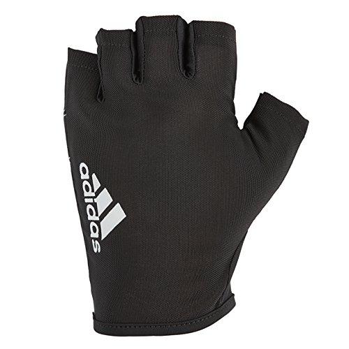 Adidas Essential Unisex Handschuh, Schwarz/Weiß, L