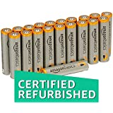 (Certified REFURBISHED) AmazonBasics AAA Performance Alkaline Batteries (20-Pack) - Packaging May Vary