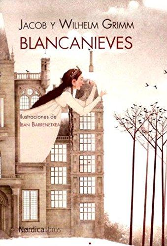 Blancanieves (Miniilustrados) por Jacob Grimm