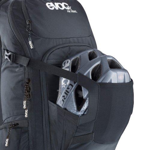 EVOC Protektor Rucksack FR Tour Black