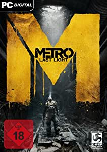 Metro: Last Light - 100% uncut [PC Steam Code]