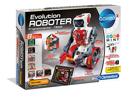 Clementoni 59031.5 - Evolution Roboter