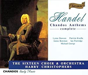 Complete Chandos Anthems