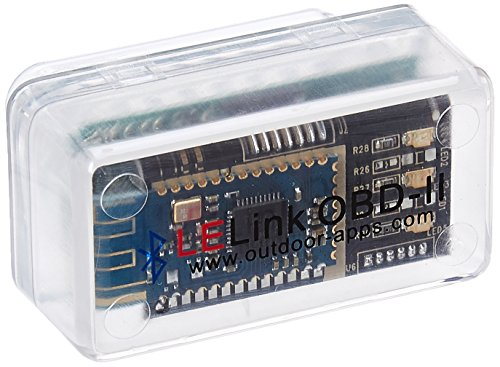 LELink Bluetooth Low Energy BLE OBD-II OBD2 Car Diagnostic Tool For  iPhone/iPod/iPad
