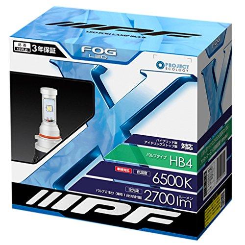 Preisvergleich Produktbild IPF LED Birne Nebel Lampe 6500K HB412V12W 151FLB